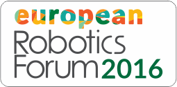 GRVC  in the European Robotics Forum