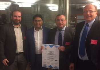 GRVC researchers won EU Drone Award
