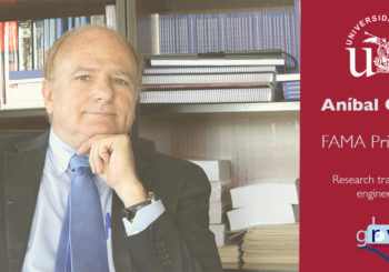 Anibal Ollero awarded the FAMA prize of University of Seville