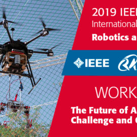 Upcoming workshop at ICRA 2019