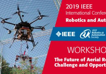 Upcoming workshop at ICRA 2019