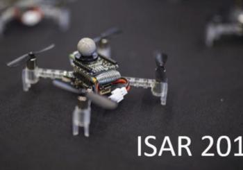Upcoming plenary talk at ISAR 2019
