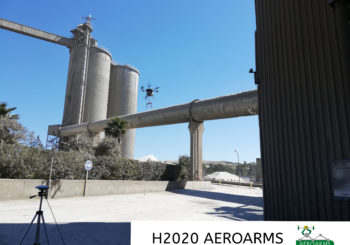 AEROARMS Campaign of industrial experiments