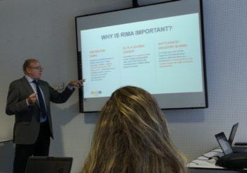Presentation of RIMA 1st call in Seville