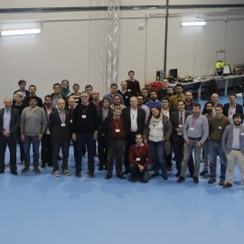 Start of H2020 Aerial-Core project