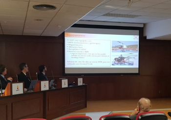 PhD thesis presentation by Francisco Alarcón