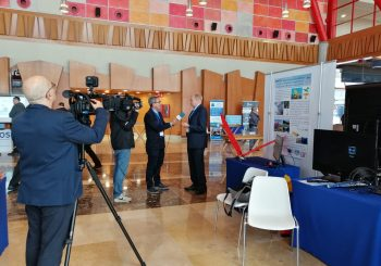 GRVC at the European Robotics Forum 2020