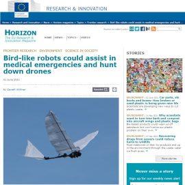 New article in Horizon Magazine